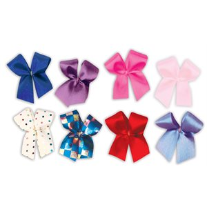 Satin Bows - Package of 100