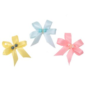 Tiny Bows, Spring Bouquet - Package of 50