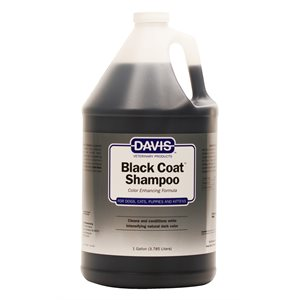 Black Coat Shampoo, Gallon