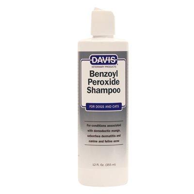Benzoyl Peroxide Shampoo, 12 oz.