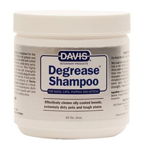 Degrease Shampoo, 16 oz