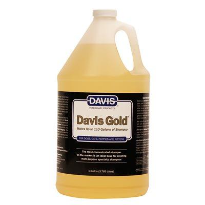 Davis Gold Shampoo, Gallon