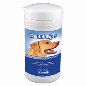 Dental Wipes - 50 ct