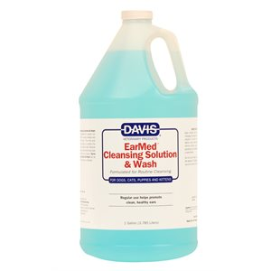 EarMed Cleansing Solution and Wash, Gallon