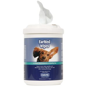EarMed Wipes, 160 Pack
