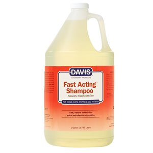 Fast-Acting Shampoo, Gallon