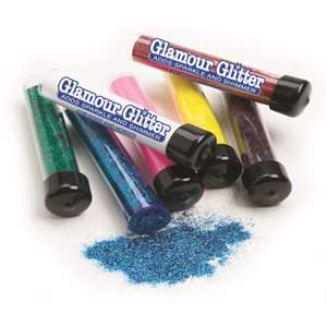 Glamour Glitter- Silver