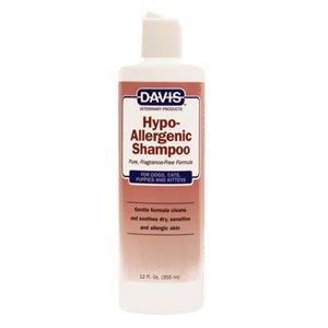 Hypoallergenic Shampoo, 12 oz