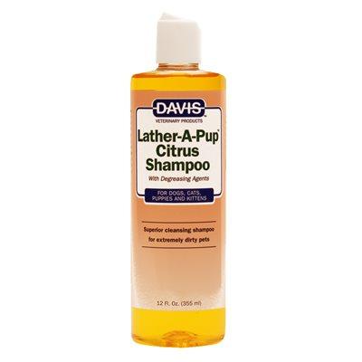 Lather-A-Pup Citrus Shampoo, 12 oz.