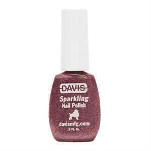 Sparkling Nail Polish, 0.5 oz.- Lavender