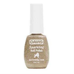 Sparkling Nail Polish, 0.5 oz.- Silver