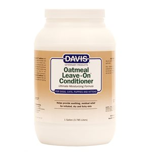 Oatmeal Leave-On Conditioner, One Gallon