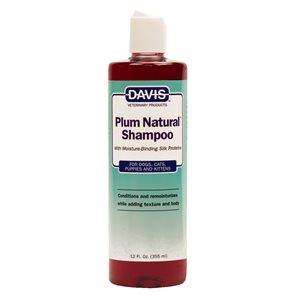 Plum Natural Shampoo, 12 oz.