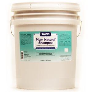 Plum Natural Shampoo, 5 Gallon Bucket