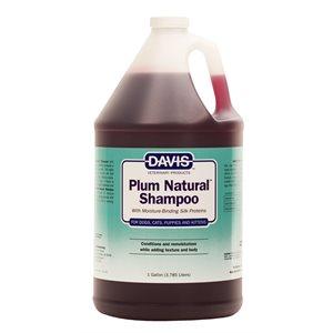 Plum Natural Shampoo, Gallon