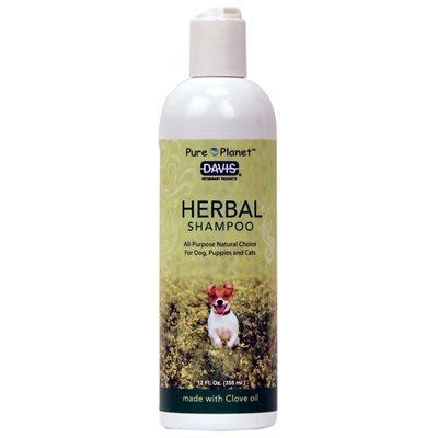 Pure Planet Herbal Shampoo, 12 oz