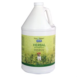 Pure Planet Herbal Shampoo, Gallon