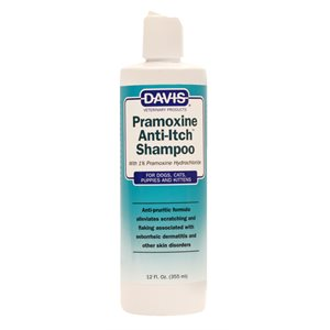 Pramoxine Anti-Itch Shampoo, 12 oz.
