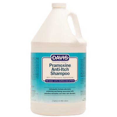 Pramoxine Anti-Itch Shampoo, Gallon
