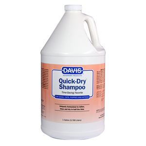 Quick-Dry SHAMPOO, Gallon