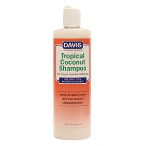 Tropical Coconut Shampoo, 12 oz