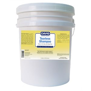 Tearless Shampoo, 5 Gallon Bucket