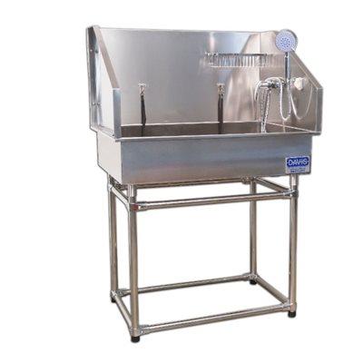 MINI- Davis Stainless Steel TUB